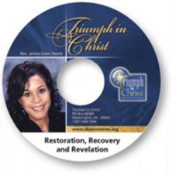 Restoration, Recovery, and Revelation